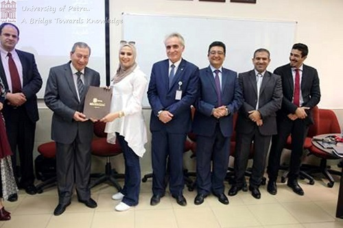 End Course Talal Abu-Ghazaleh Guide to Success At Petra University